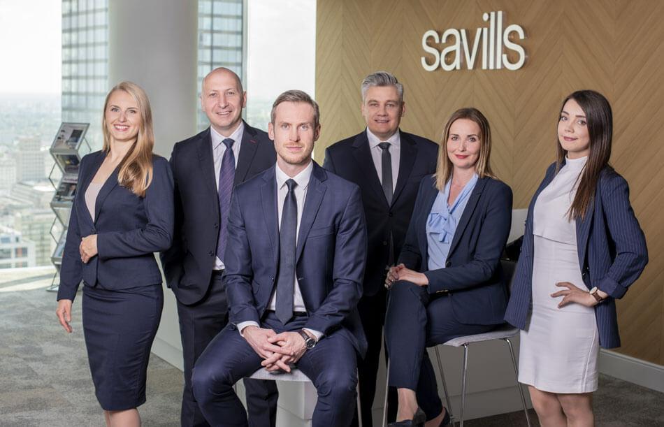 Zespół specjalistów Savills